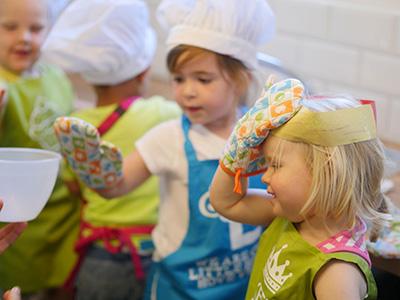 Mini Chefs at Hove Village Day Nursery