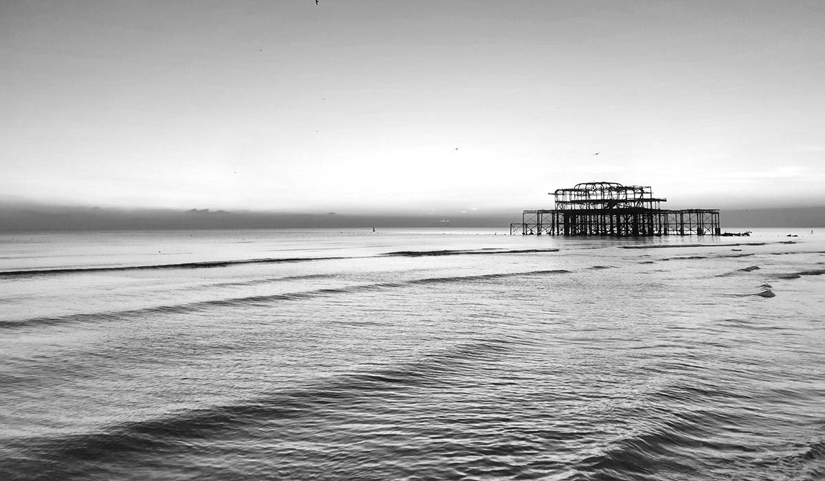 West Pier Brighton and Hove